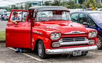 Vintage day at Brooklands Museum